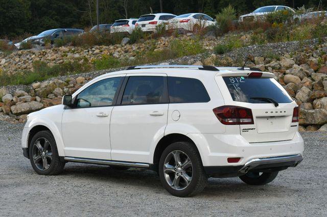2015 Dodge Journey Crossroad AWD Naugatuck, Connecticut 4