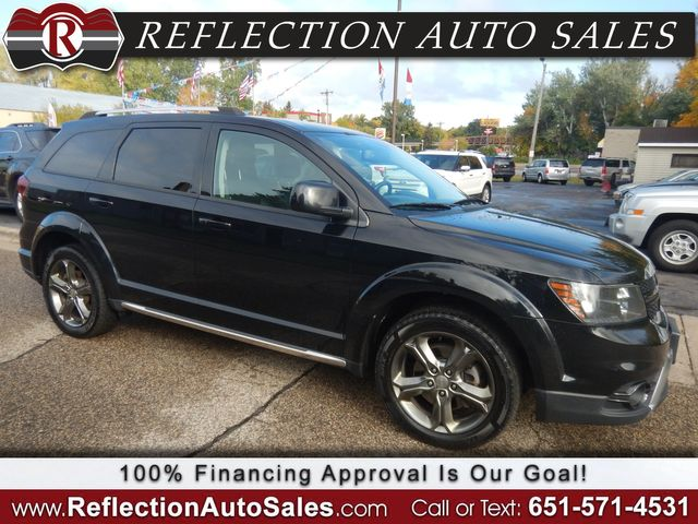 2015 Dodge Journey Crossroad in Oakdale, Minnesota 55128