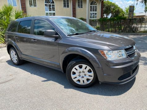 2015 Dodge Journey AMERICAN 3RD ROW CARFAX CERT in Plant City, Florida