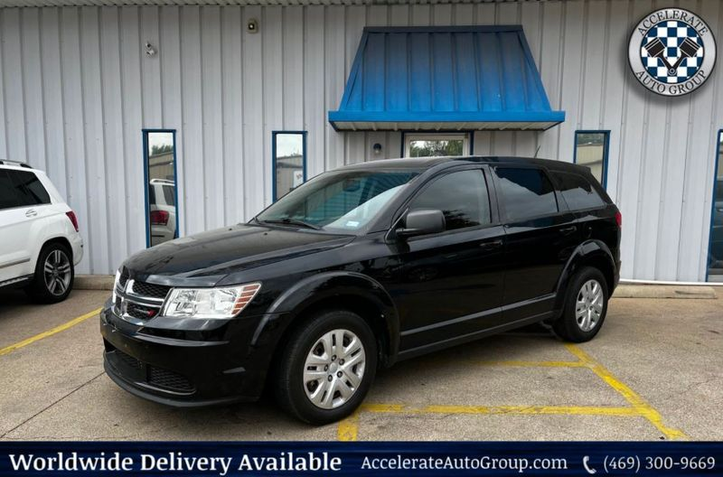 2015 Dodge Journey American Value Pkg 3-Zone Climate Control 1-Owner in Rowlett Texas