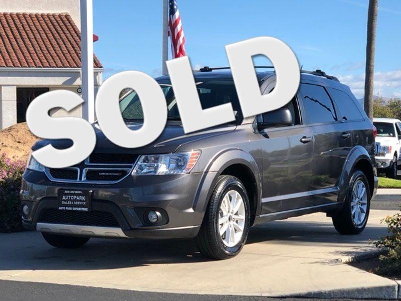 2015 Dodge Journey SXT | San Luis Obispo, CA | Auto Park Sales & Service in San Luis Obispo CA