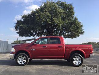 2015 Dodge Ram 1500 Crew Cab Outdoorsman 3.0L V6 EcoDiesel 4X4 in San Antonio, Texas 78217