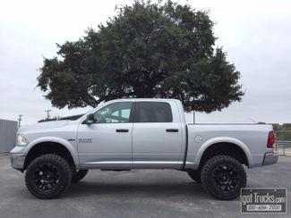 2015 Dodge Ram 1500 Crew Cab Outdoorsman 5.7L Hemi V8 4X4 in San Antonio Texas, 78217