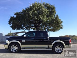 2015 Dodge Ram 1500 Crew Cab Laramie Longhorn 3.0L EcoDiesel in San Antonio Texas, 78217