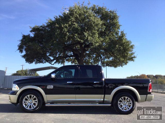 2015 Dodge Ram 1500 Crew Cab Laramie Longhorn 3.0L EcoDiesel