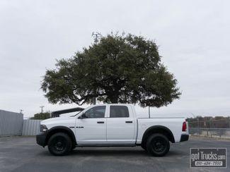 2015 Dodge Ram 1500 Crew Cab Tradesman EcoDiesel 4X4 in San Antonio Texas, 78217