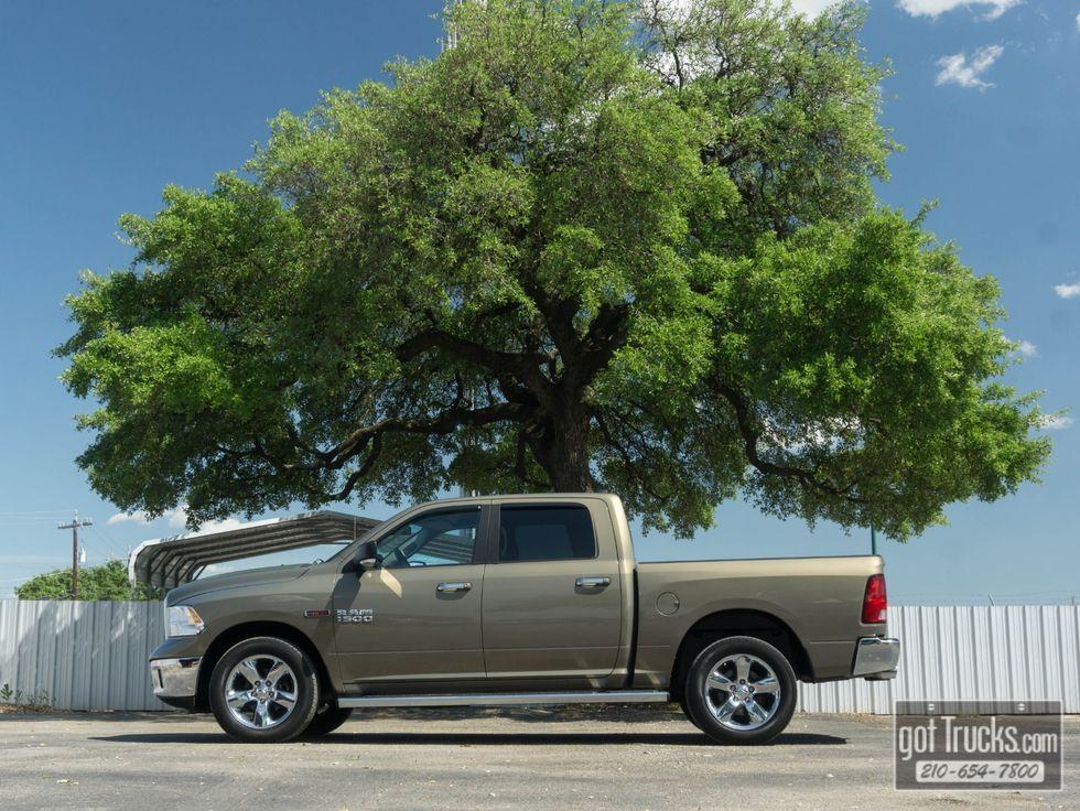 2015 Dodge Ram 1500 Crew Cab Lone Star Ecodiesel 4x4 American Auto
