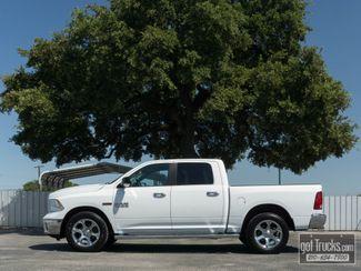 2015 Dodge Ram 1500 Crew Cab Lone Star Eco Diesel 4X4 in San Antonio Texas, 78217