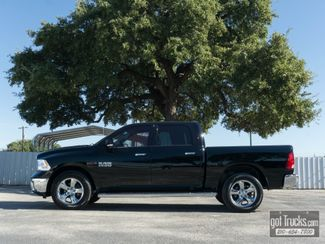 2015 Dodge Ram 1500 Crew Cab Lone Star Eco Diesel 4X4 in San Antonio Texas, 78217
