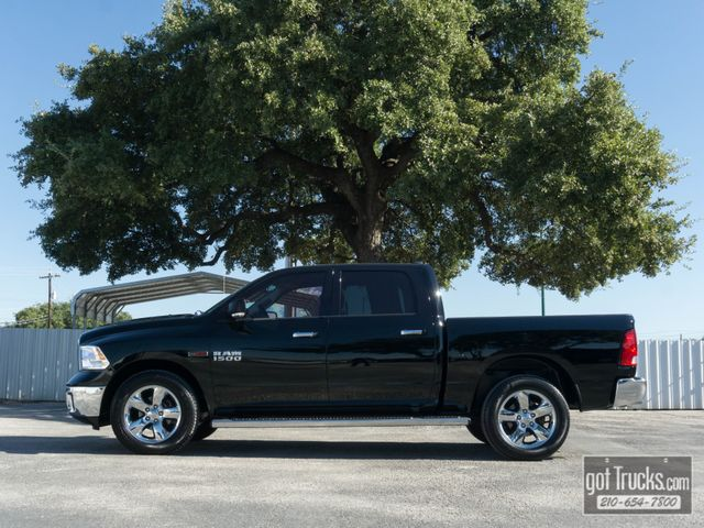 2015 Dodge Ram 1500 Crew Cab Lone Star Eco Diesel 4X4