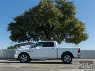 2015 Dodge Ram 1500 Crew Cab Big Horn EcoDiesel 4X4 in San Antonio, Texas 78217