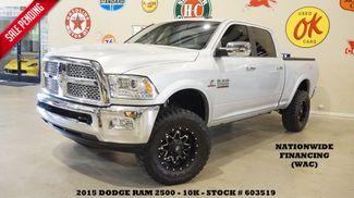 2015 Dodge RAM 2500 Laramie 4X4 LIFTED,ROOF,NAV,FUEL WHLS,10K in Carrollton TX, 75006
