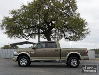 2015 Dodge Ram 2500 Crew Cab Longhorn 6.7L Cummins Turbo Diesel 4X4 in San Antonio Texas, 78217