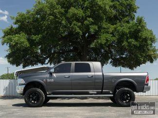 2015 Dodge Ram 2500 Mega Cab Laramie 6.7L Cummins Turbo Diesel 4X4 in San Antonio Texas, 78217
