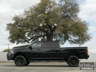 2015 Dodge Ram 2500 Mega Cab Lone Star 6.7L Cummins Turbo Diesel 4X4 in San Antonio, Texas 78217
