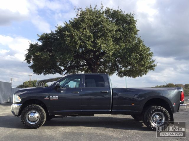 2015 Dodge Ram 3500 Crew Cab Tradesman 6.7L Cummins Turbo Diesel 4X4