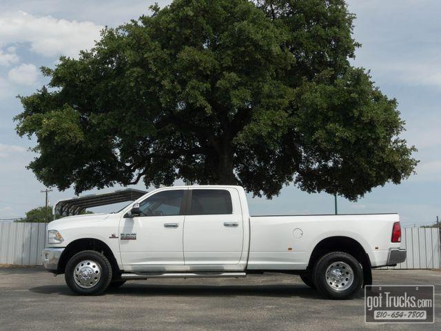 2015 Dodge Ram 3500 Crew Cab Lone Star 6.7L Cummins Turbo Diesel