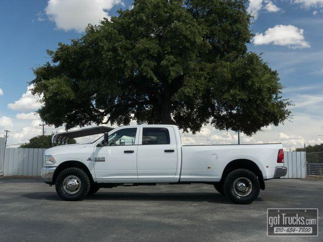 2015 Dodge Ram 3500 Crew Cab Tradesman 6.7L Cummins Turbo Diesel 4X4