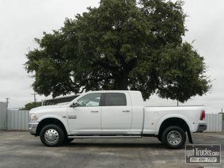 2015 Dodge Ram 3500 Mega Cab Laramie 6.7L Cummins Turbo Diesel 4X4 in San Antonio Texas, 78217