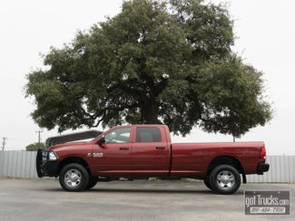 2015 Dodge Ram 3500 Crew Cab Tradesman 6.7L Cummins Turbo Diesel 4X4 in San Antonio, Texas 78217