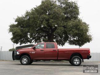 2015 Dodge Ram 3500 Crew Cab Tradesman 6.7L Cummins Turbo Diesel 4X4 in San Antonio, Texas 78217