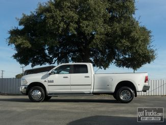 2015 Dodge Ram 3500 Crew Cab Longhorn Limited 6.7L Cummins Diesel 4X4 in San Antonio, Texas 78217