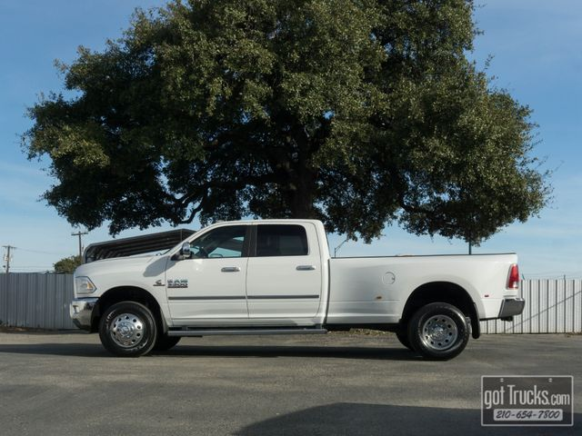 2015 Dodge Ram 3500 Crew Cab Longhorn Limited 6.7L Cummins Diesel 4X4
