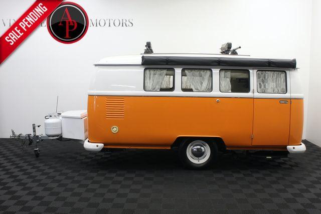 1975 Volkswagen BUS BAY WINDOW CAMPER TRAVEL TRAILER