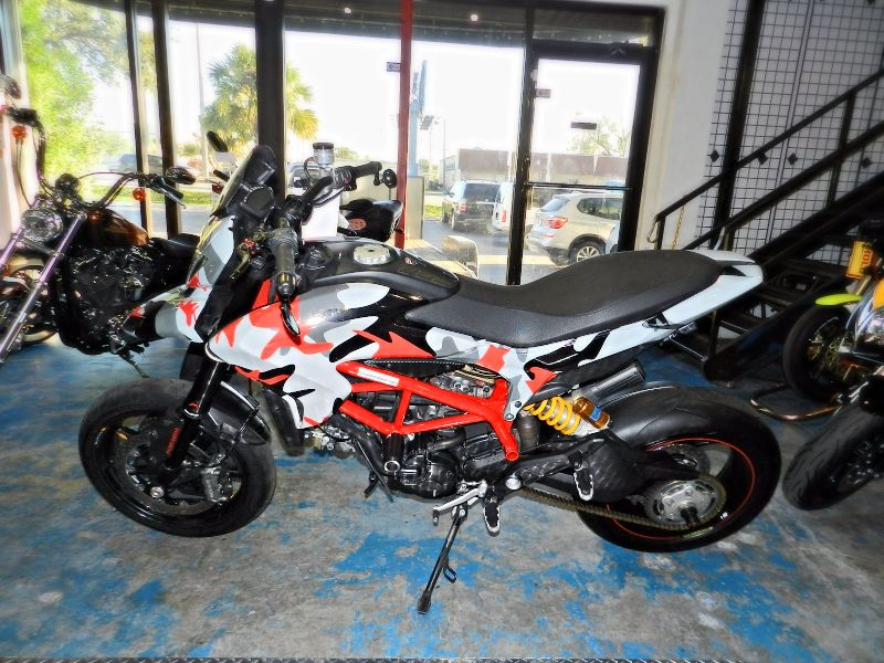 2015 Ducati Hypermotard SP MANY EXTRAS  30 Day Warranty  city Florida  MC Cycles  in Hollywood, Florida