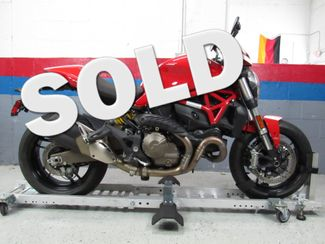 2015 Ducati Monster 821 in Dania Beach , Florida 33004