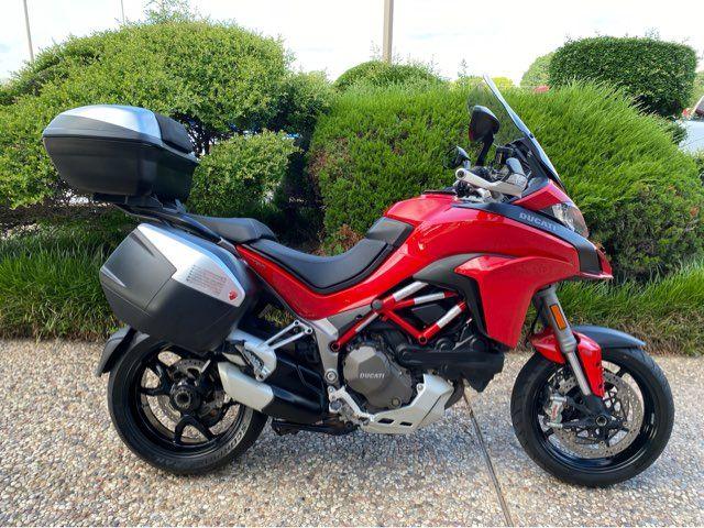 2015 Ducati Multistrada 1200 S Touring in McKinney, TX 75070