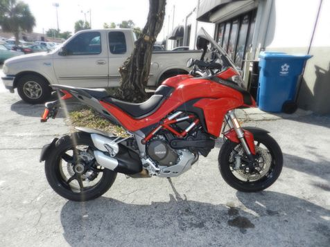 2015 Ducati Multistrada  in Hollywood, Florida