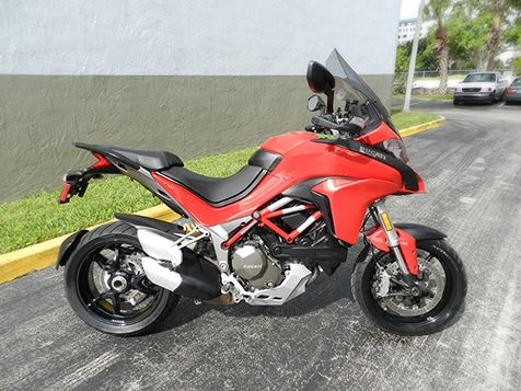 2015 Ducati Multistrada  in Hollywood, Florida
