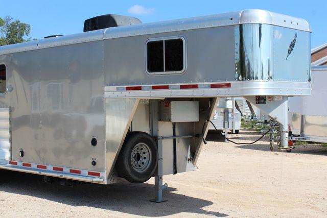 2015 Featherlite 8533 LQ 3H 8' SW Living Quarters CONROE, TX 2