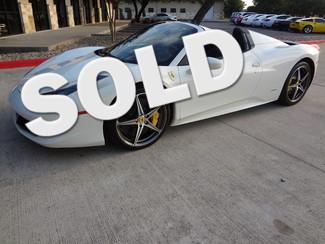 2015 Ferrari 458 Italia in Austin, Texas 78726