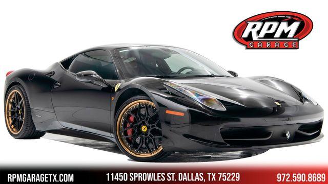 2015 Ferrari 458 Italia Dallas Performance Twin Turbo 850hp Pkg
