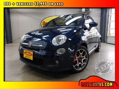 2015 Fiat 500 Sport in Airport Motor Mile ( Metro Knoxville ), TN