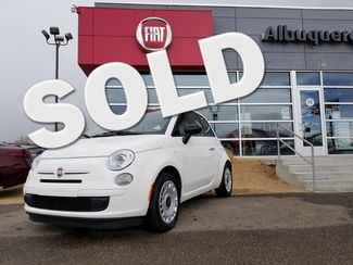 2015 Fiat 500 Pop in Albuquerque New Mexico, 87109