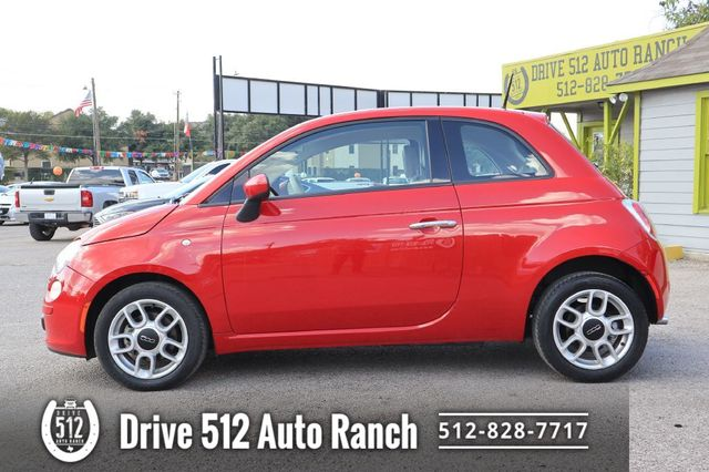 2015 Fiat 500 Pop in Austin, TX 78745