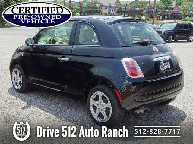 2015 Fiat 500 Pop in Austin, TX 78745