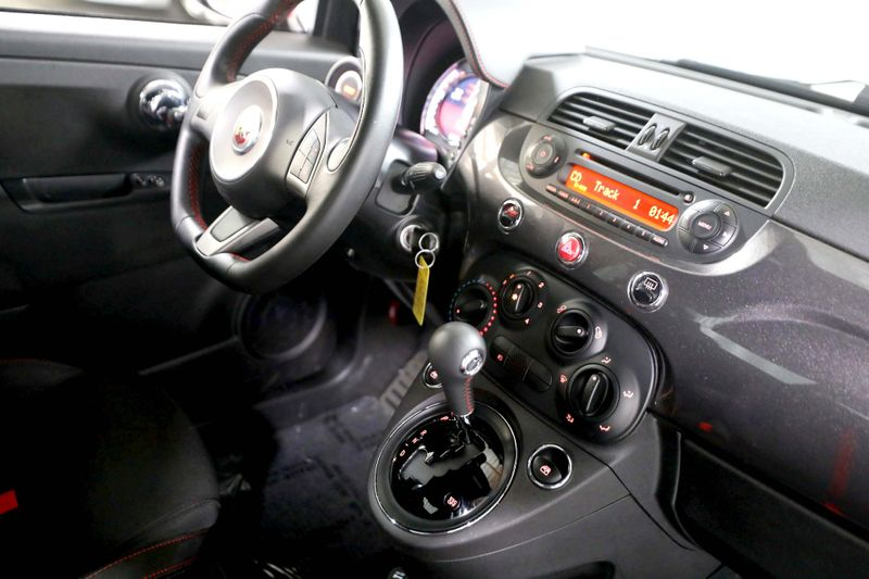 2015 Fiat 500 Abarth - AUTO - AUX - Service records  city California  MDK International  in Los Angeles, California
