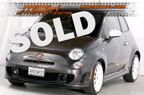 2015 Fiat 500 Abarth - Auto - Leather - Beats audio in Los Angeles