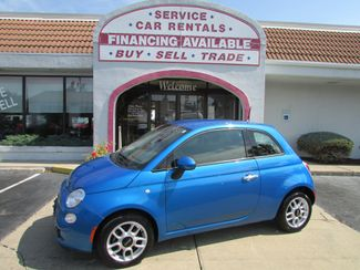 2015 Fiat 500 Pop in Fremont OH, 43420