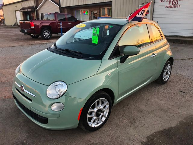 2015 Fiat 500 Pop in Jonesboro, AR 72401