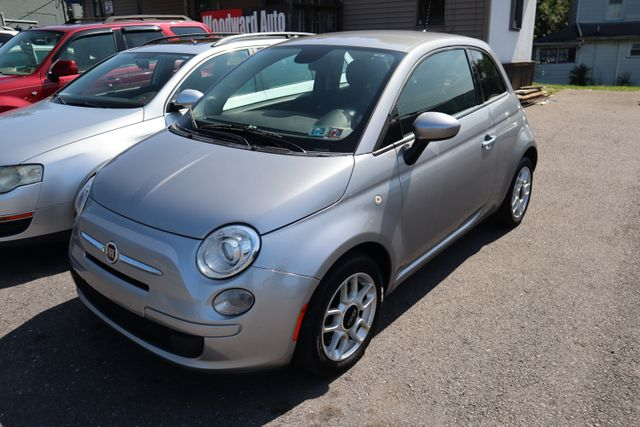2015 Fiat 500 Pop in Lock Haven, PA 17745