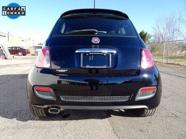 2015 Fiat 500 Sport Madison, NC 3
