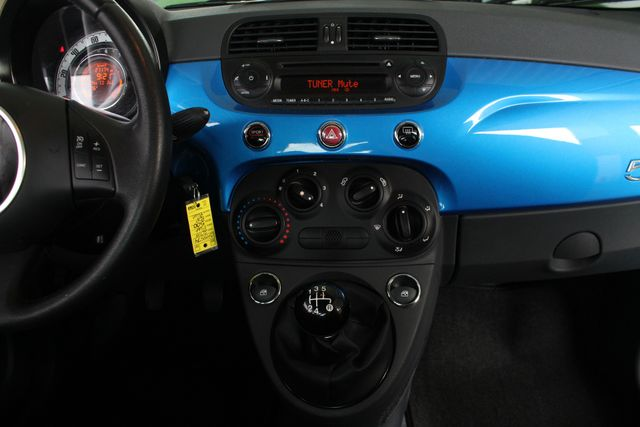 2015 Fiat 500 Pop FWD - 31 MPG CITY - 41 MPG HWY! Mooresville , NC 8