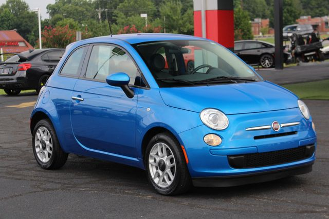 2015 Fiat 500 Pop FWD - 31 MPG CITY - 41 MPG HWY! Mooresville , NC 20