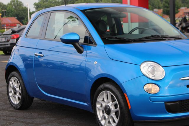 2015 Fiat 500 Pop FWD - 31 MPG CITY - 41 MPG HWY! Mooresville , NC 25