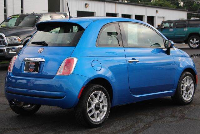 2015 Fiat 500 Pop FWD - 31 MPG CITY - 41 MPG HWY! Mooresville , NC 22